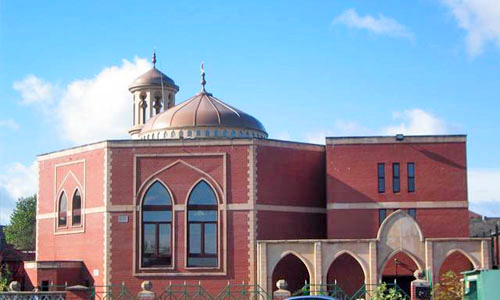 Masjid re-opens for congregational prayer as Lockdown uplifted
